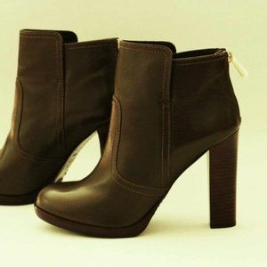 New TORY BURCH ankle boots 9,5 M booties heels shoes